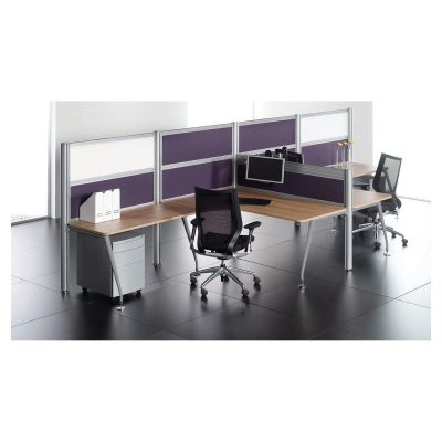Alto - Two Person Back to Back Core Workstation