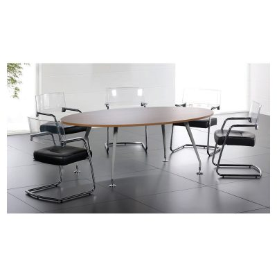 Alto - Oval Meeting Table