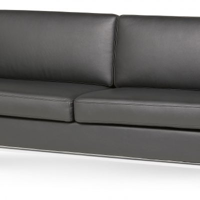 Avenue - Three Seat Sofa - Integrated Arms
