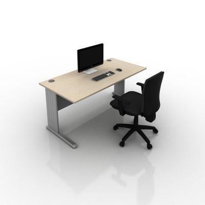 Contrax2-Cantilever-Desk