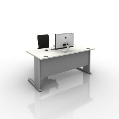 Contrax2-Cantilever-Desk-White-Top