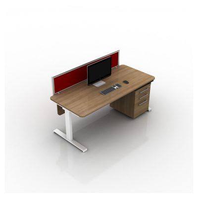 MOVE! Electric Single Desk