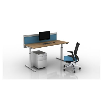 Move! Single Electric Desk
