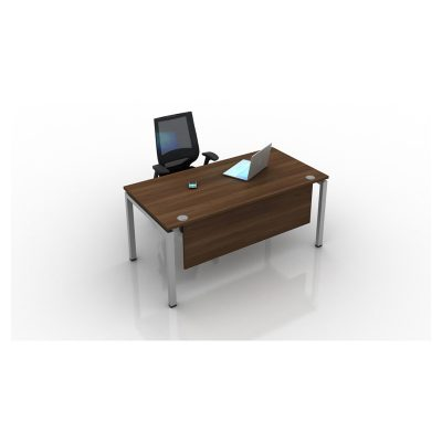 Soho2 - Rectangular Single Desk