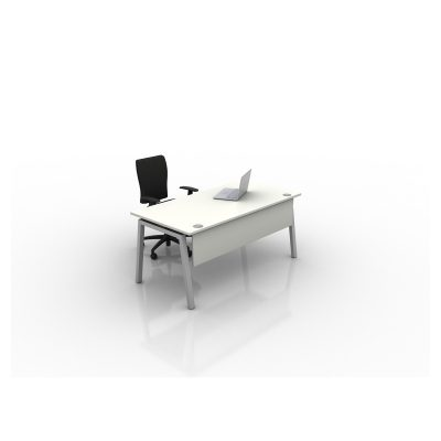 Soho3 - Rectangular Single Desk