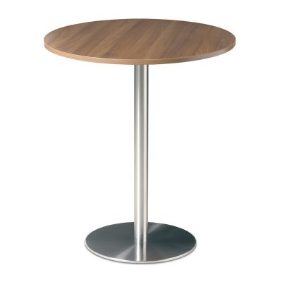 Spin - Circular Poseur Table