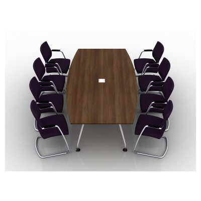 Vega - Barrel Conference Table