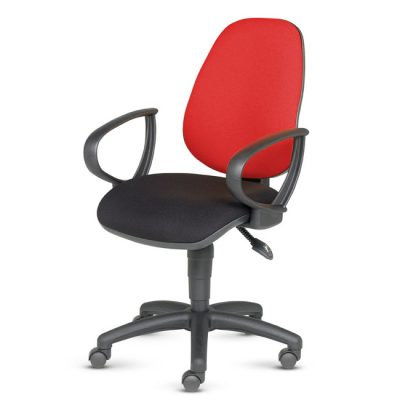 Sprint - High Back Operators Chair - Fixed Arms