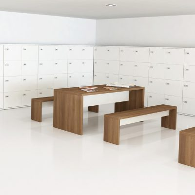Wooden-Lockers-White