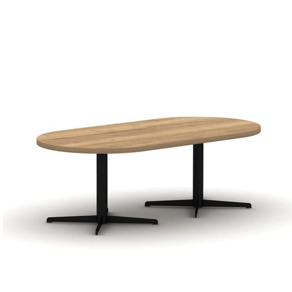 Flick Double D-end Coffee Table
