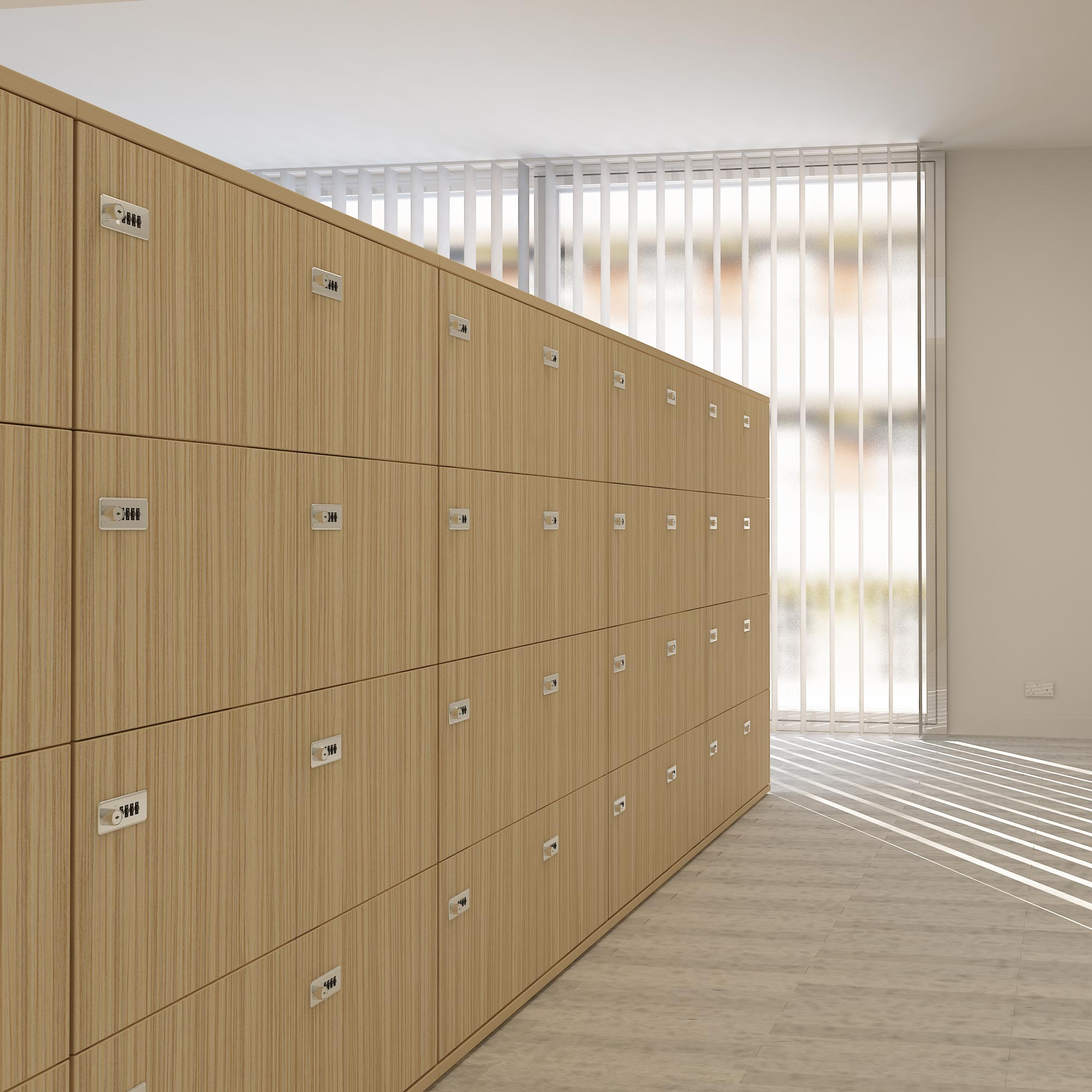 Lockers Mobili Office