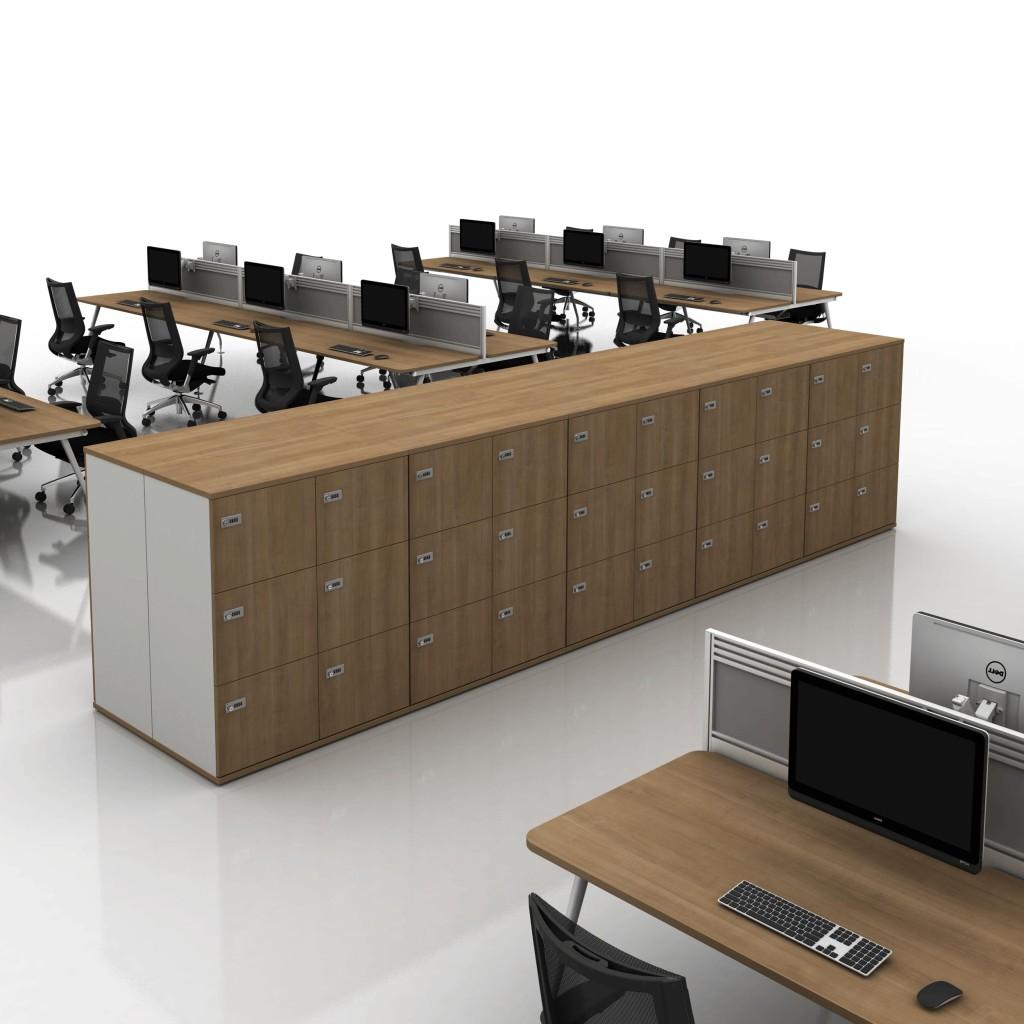lockers mobili office