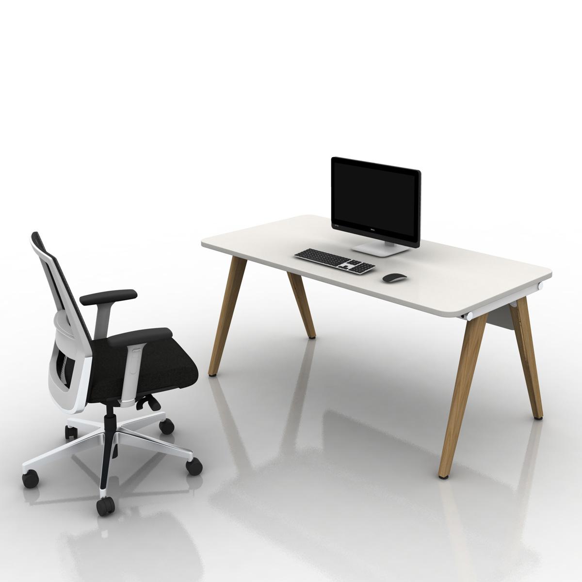 Vega Wood Mobili Office