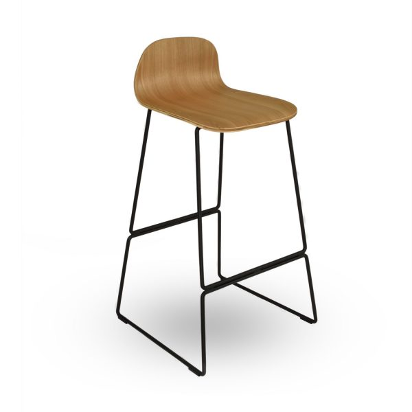 Chit Chat High Bar Stool